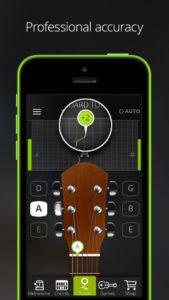 Guitar Tuna - 5 мобильных приложений для музыкантов по версии JazzPeople