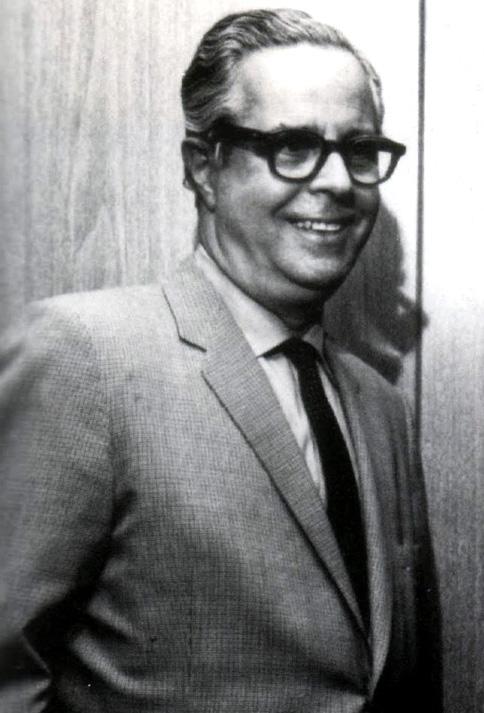 Альфред Лайон (Alfred Lion), директор лейбла Blue Note records