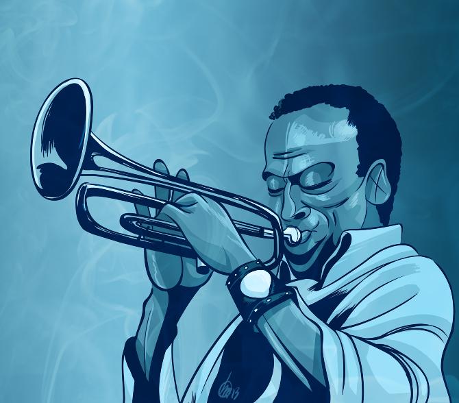 5 джазовых музыкантов, изменивших жанр импровизации - Майлс Дэвис