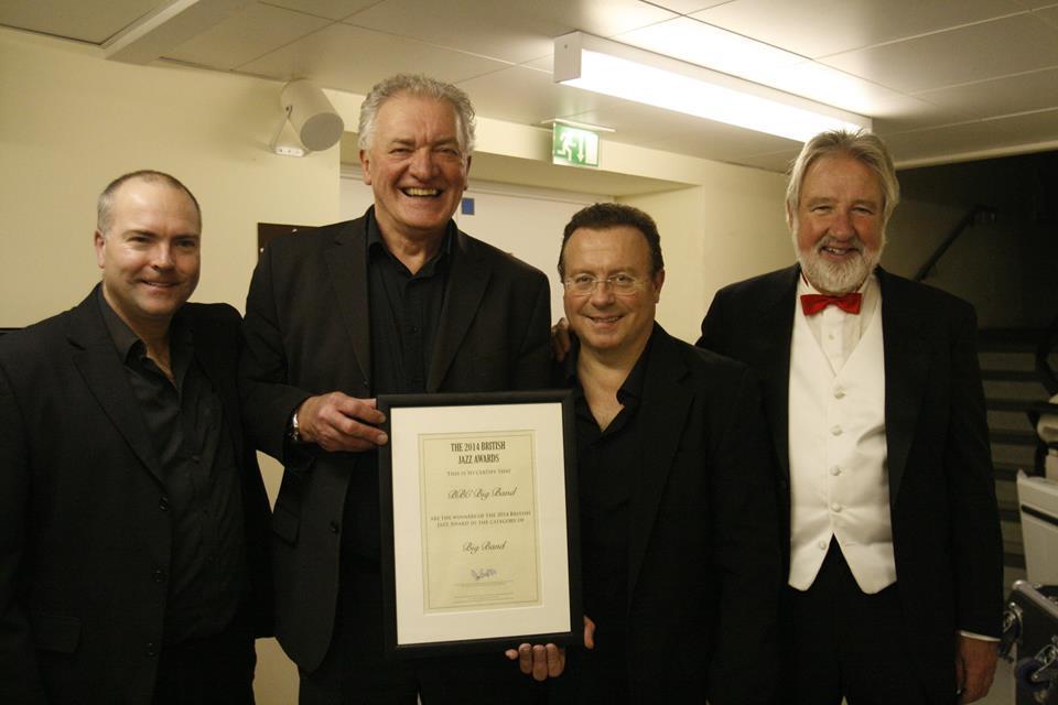 Знаменитые мировые и российские джазовые премии - British Jazz Awards