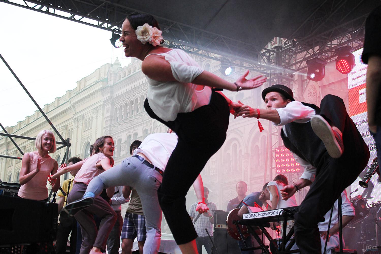 Вспоминаем лучшие моменты «Петроджаза 2016» - JazzPeople