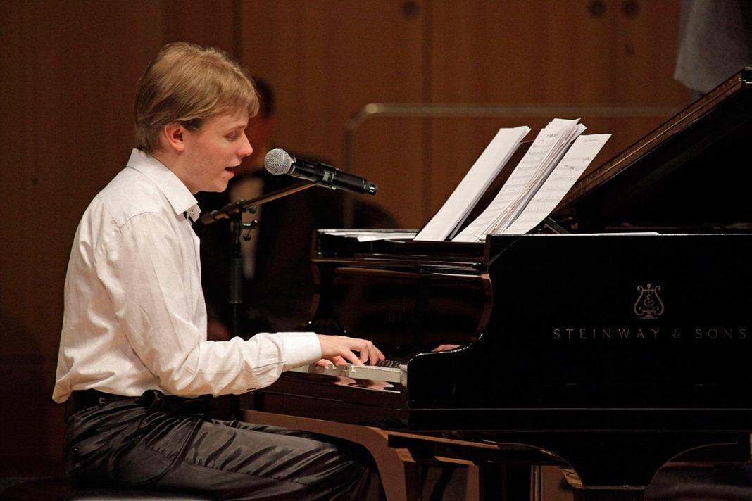 Олег Аккуратов на VI Sib Jazz Fest
