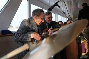 29 мая джазовый рейс - Джазовый пароход в Санкт-Петербурге JazzPeople