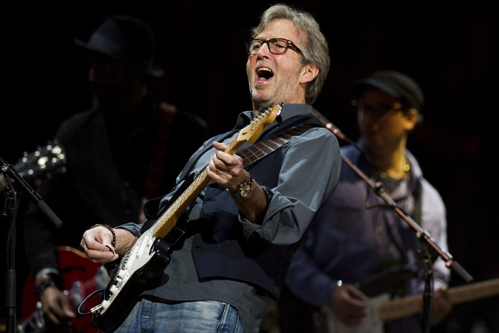 Эрик Клэптон (Eric Clapton)