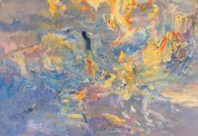 Выставка «Краски джаза» на Jazz Big Sky 2017. «Женский джазовый вокал», художник Татьяна Годовальникова