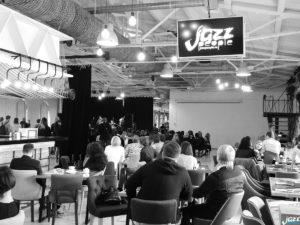 Фото фестиваля JazzMan - первого фестиваля мужского джазового вокала в Санкт-Петербурге
