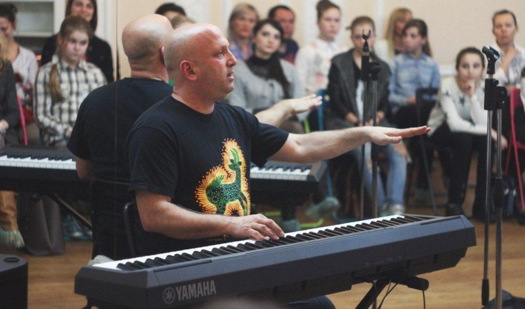 Мастер-классы по джазовому вокалу Дэвида Поста