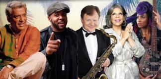 Участники Sochi Jazz Festival 2017