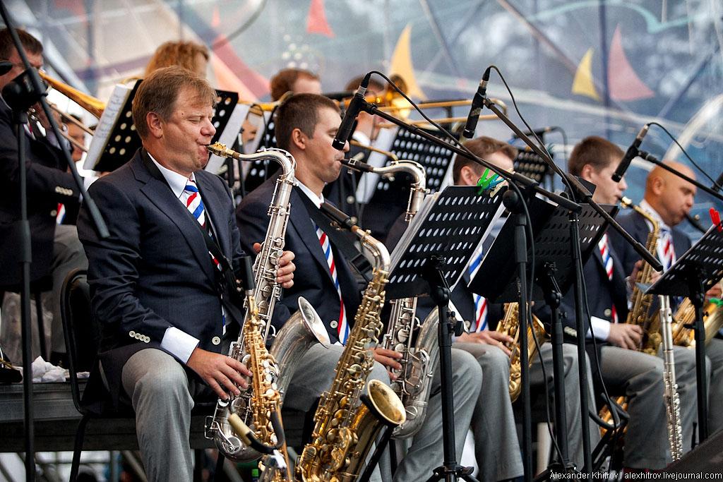 Московский джазовый оркестр и Игорь Бутман в Канаде