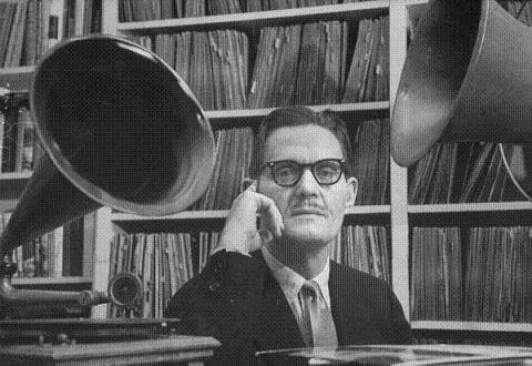 Маршалл Стернс - автор книги История джаза