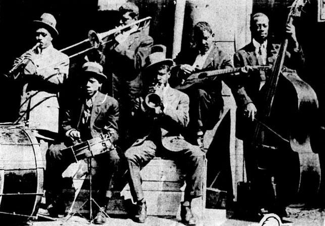Новоорлеанский джаз-бэнд