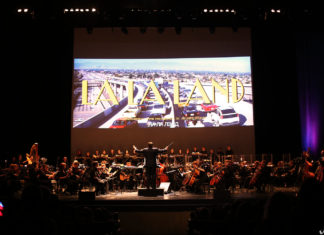 Симфонический оркестр и Ла-Ла Ленд в Петербурге