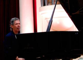 Джазовый пианист Чик Кориа в Петербурге дал сольный концерт| JazzPeople