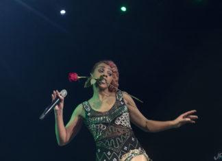 Концерт Элис Фрэнсис в Петербурге