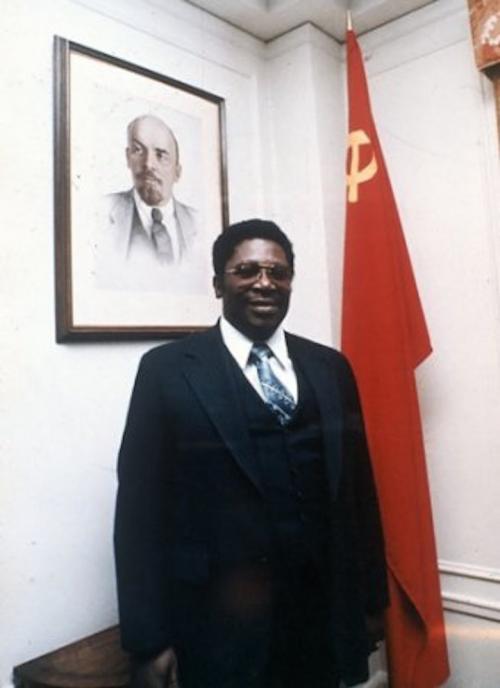 Би Би Кинг в СССР