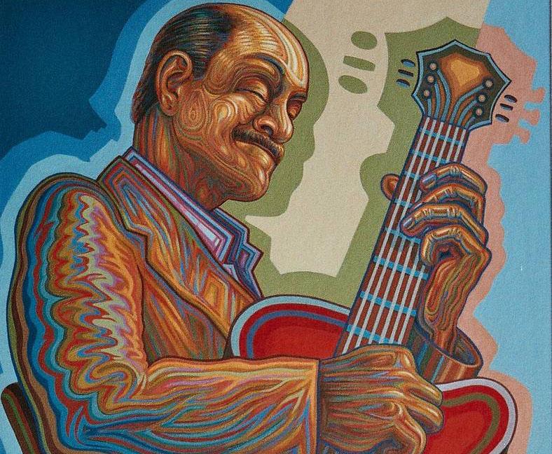 Лучшие джазовые гитаристы (Best Jazz Guitarists)