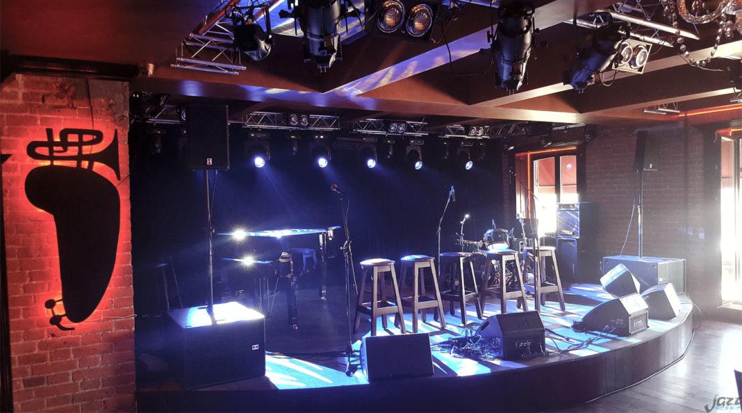 Джаз клубы москвы в центре клубы с танцами москва