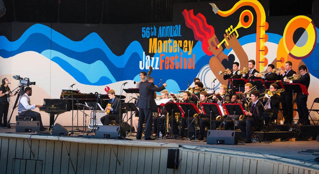 Джазовый фестиваль в Монтерее / Monterey Jazz festival