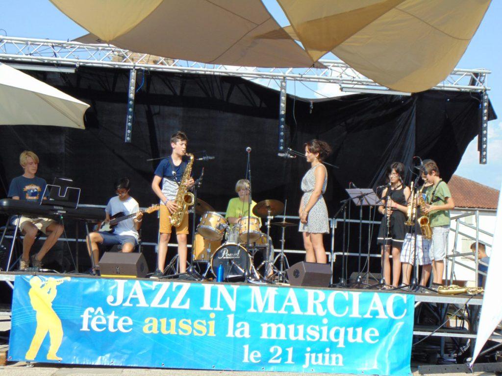 Фестиваль Джаз в Марсьяке / Jazz in Marciac
