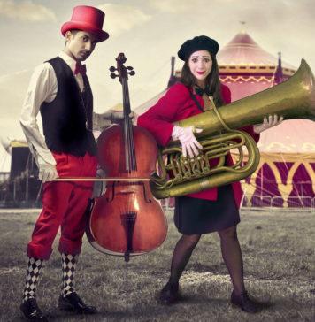 Фестиваль Цирк в ритме джаза 2017