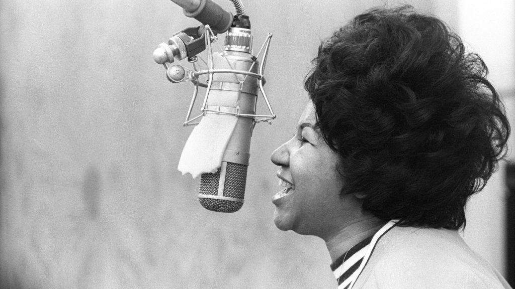 Арета Франклин (Aretha Franklin) - Биография, факты, фото