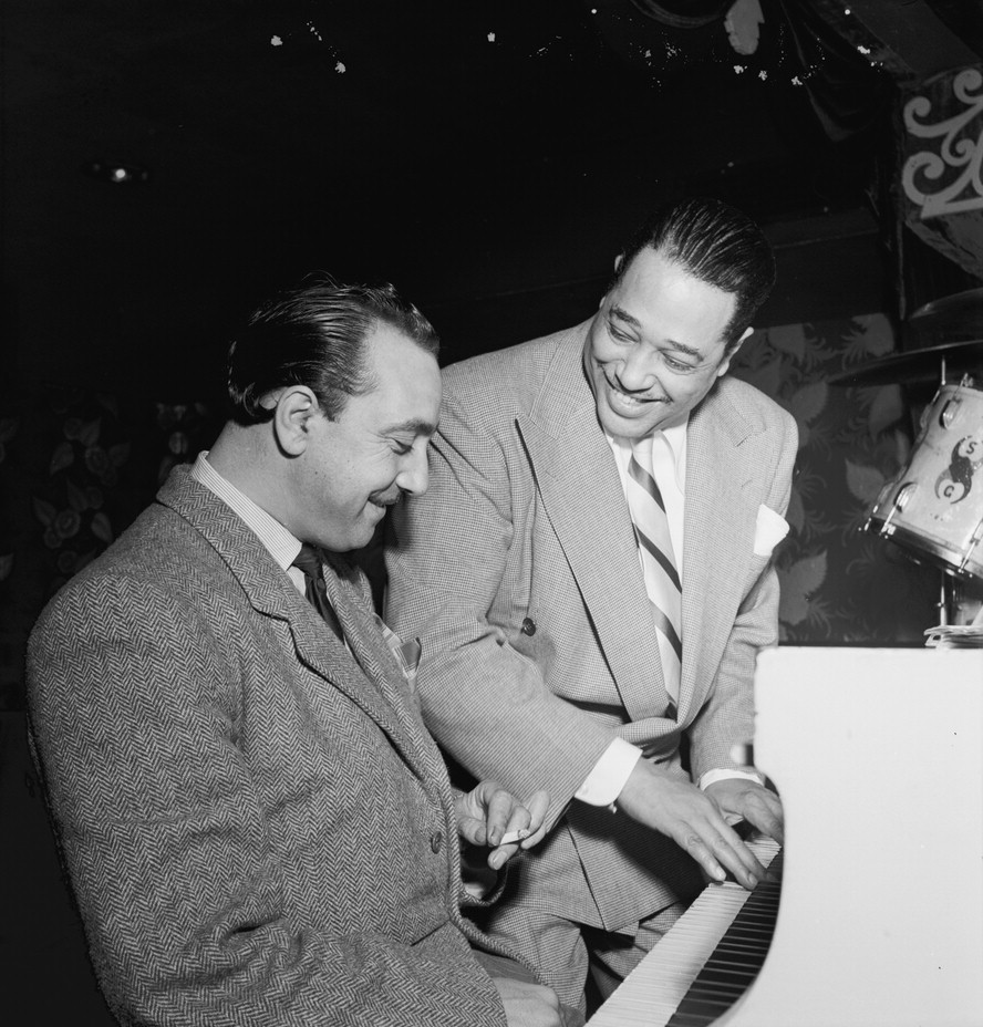 Джанго Рейнхардт и Дюк Эллингтон (Django Reinhardt & Duke Ellington)