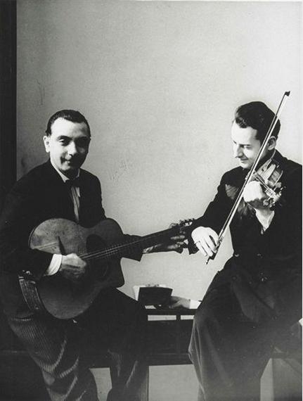 Джанго Рейнхардт и Стефан Граппелли (Django Reinhardt & Stephan Grappelli)