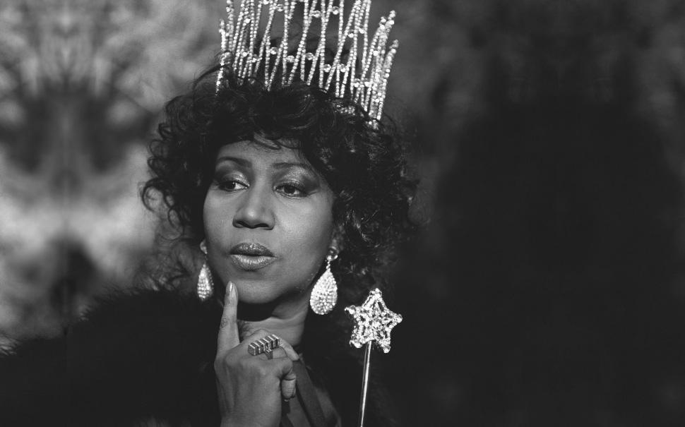 Королева соула Арета Франклин (Aretha Franklin)