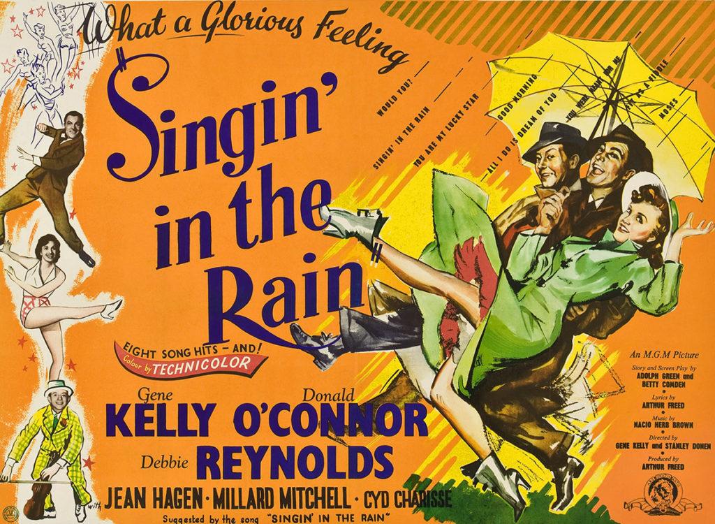 Поющие под дождем (Singin in the Rain)