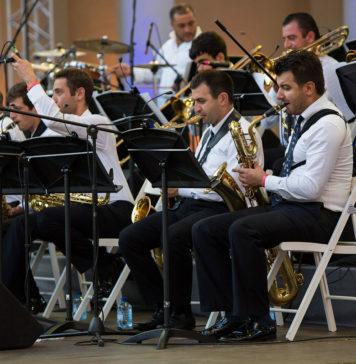 Государственный джаз-оркестр Армении в Москве
