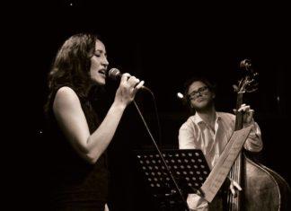 Греческая джазовая певица Кристина Сириопулу (Christina Siriopoulou)