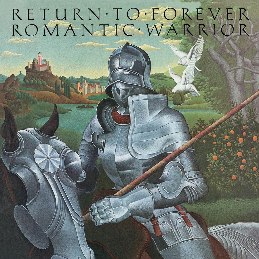 Лучшие джаз-рок-альбомы: Return to Forever – Romantic Warrior