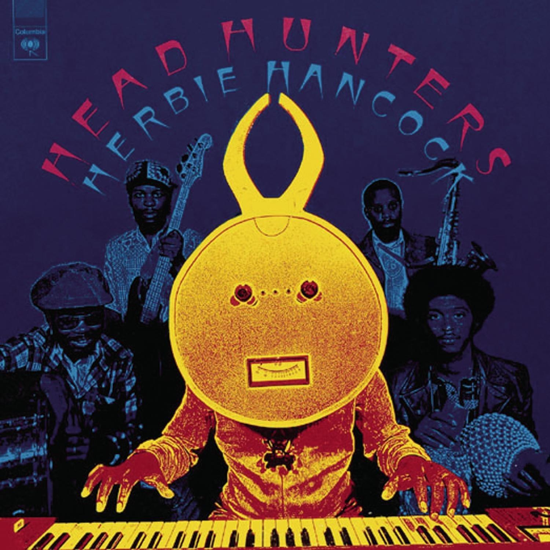 Лучшие джаз-рок альбомы: Herbie Hancock – альбом Head Hunters