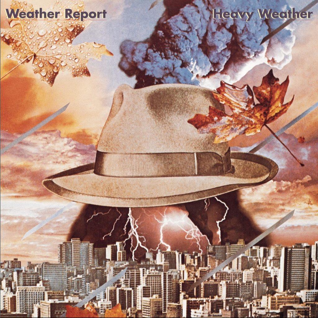 Лучшие джаз-рок альбомы: Weather Report - альбом Heavy Weather