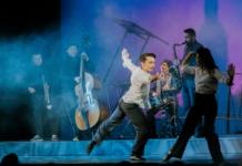 Джаз в театре Петербурга