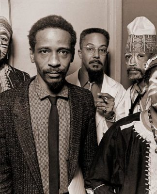 he Art Ensemble of Chicago