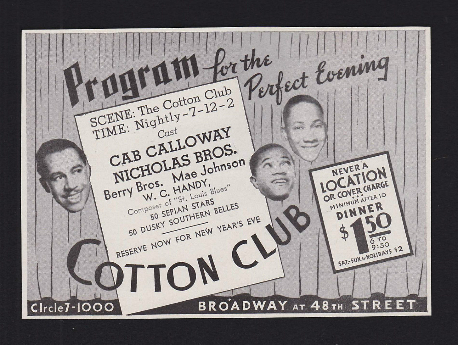 The Cotton Club в Токио