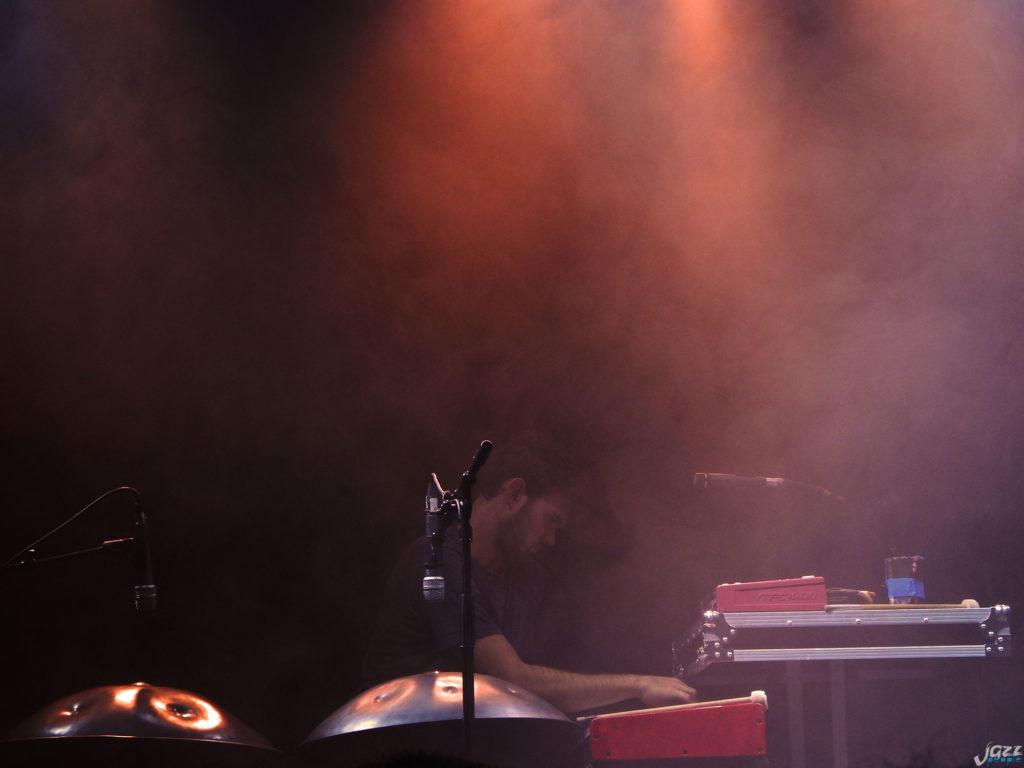 Portico Quartet в Эрарте 07/10