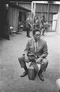 Фотокнига «Джазовый фестиваль» Джона Маршалла