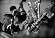 Фотокнига «Джазовый фестиваль» Джима Маршалла