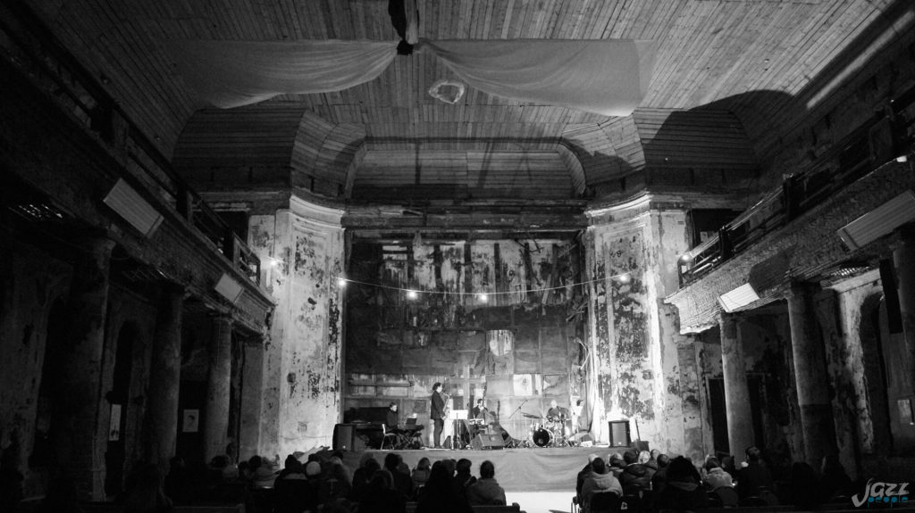 Презентация альбома Songs & Stories Дмитрия Семенищева в Анненкирхе