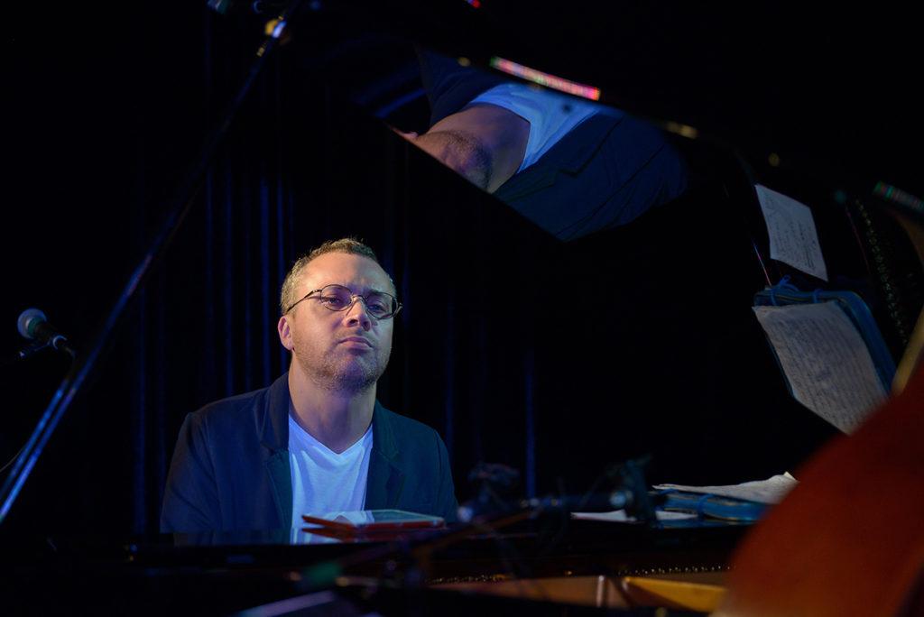 «Отражение» Dmitry Ilugdin Trio