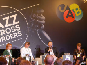 пост-релиз Jazz Across Borders