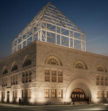 Первый музей музыки госпел