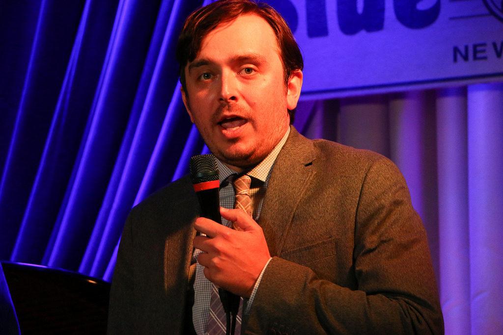 Evan Haga, редактор Jazz Times
