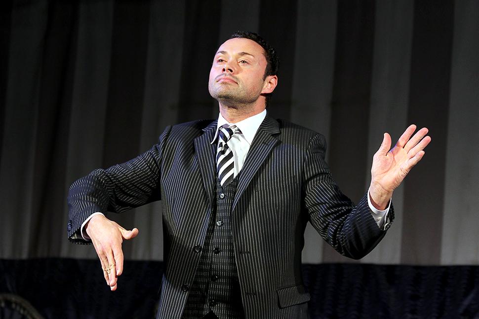 Андрей Носков в Филармонии - Театр в стиле джаз