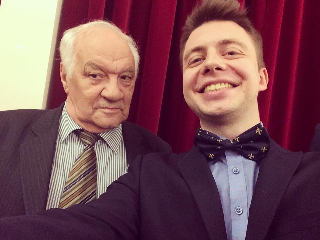 Интервью Станислав Чигадаев
