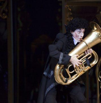 #Jazzкафе Геликон-оперы