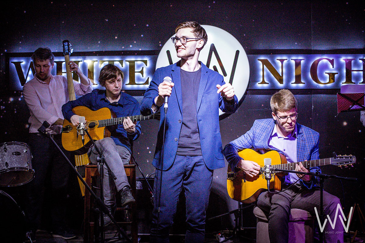 Александр Иващенко на JazzMan