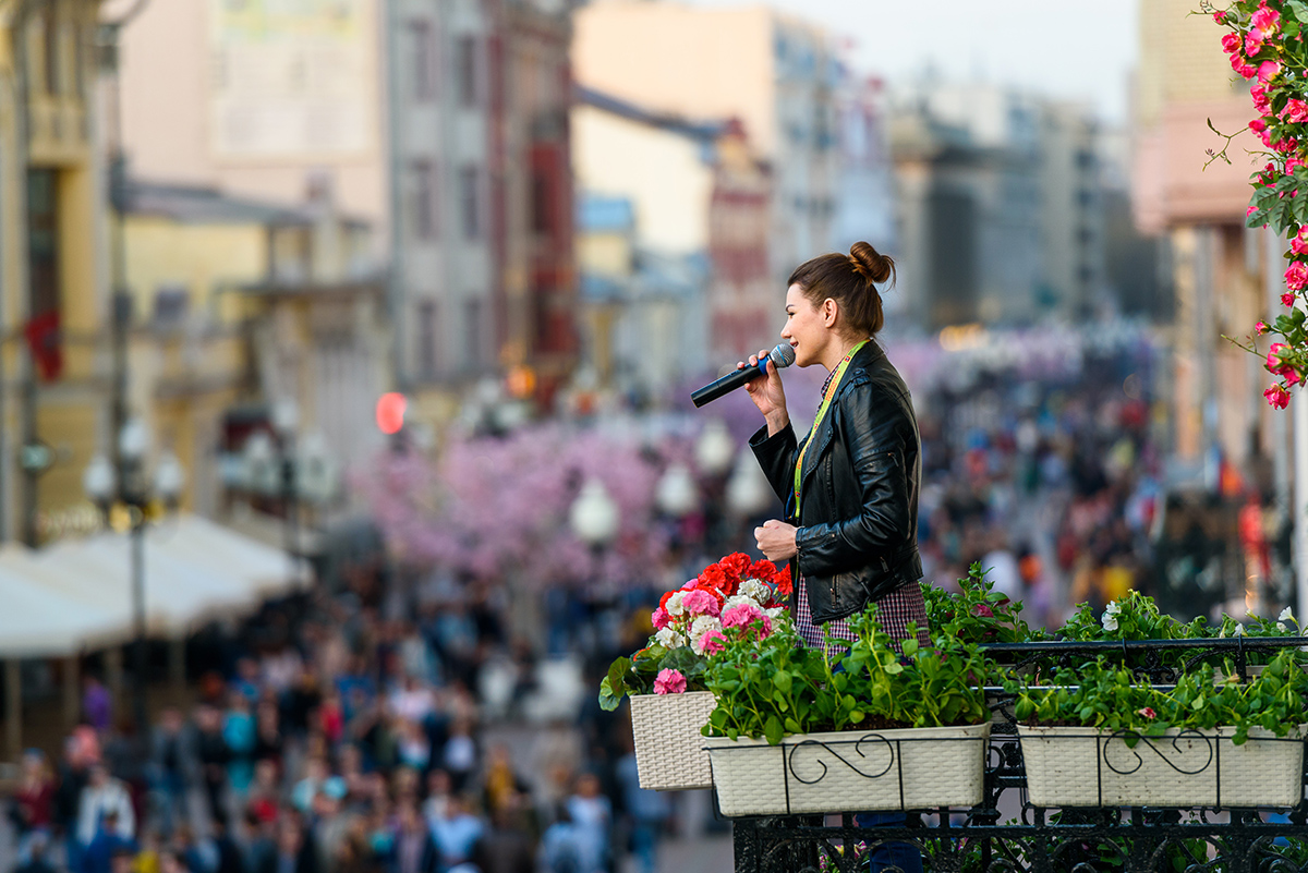Московская весна a cappella 2018